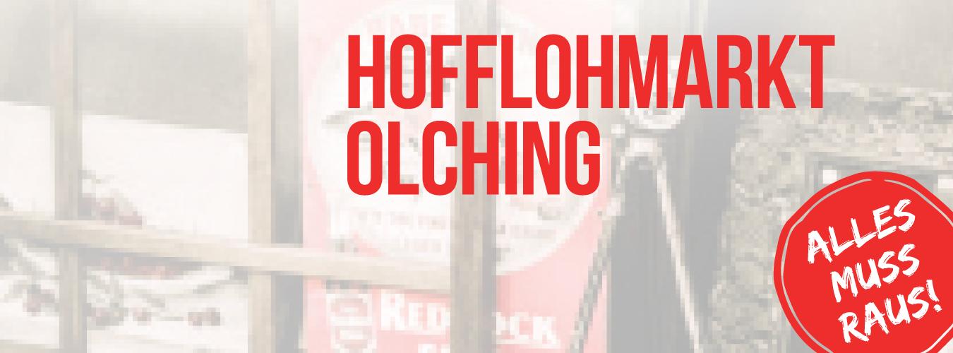 Hofflohmarkt Olching